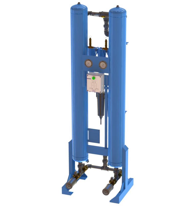 Secadores de Adsorção e Refrigeração - Valmig